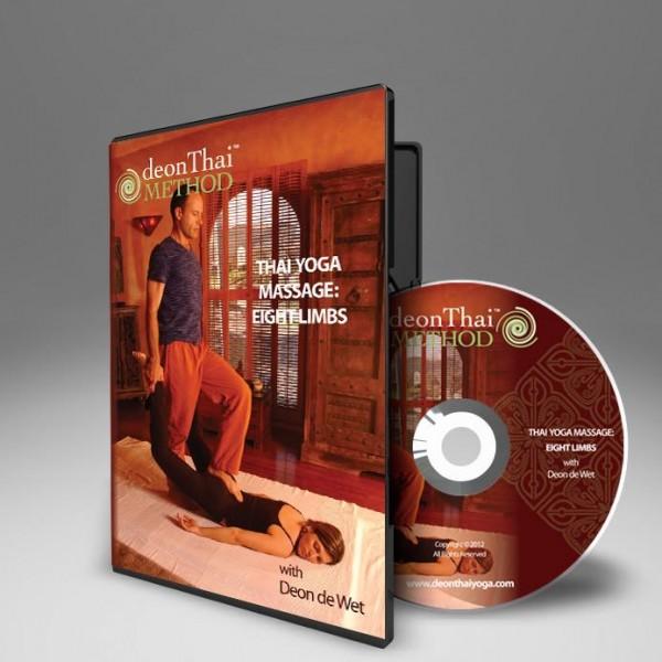 Eight Limbs Thai Yoga Massage DVD
