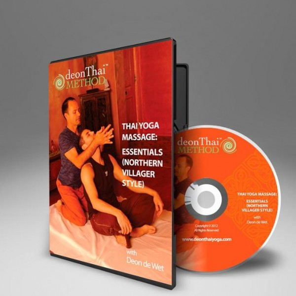 Essentials Thai Yoga Massage DVD