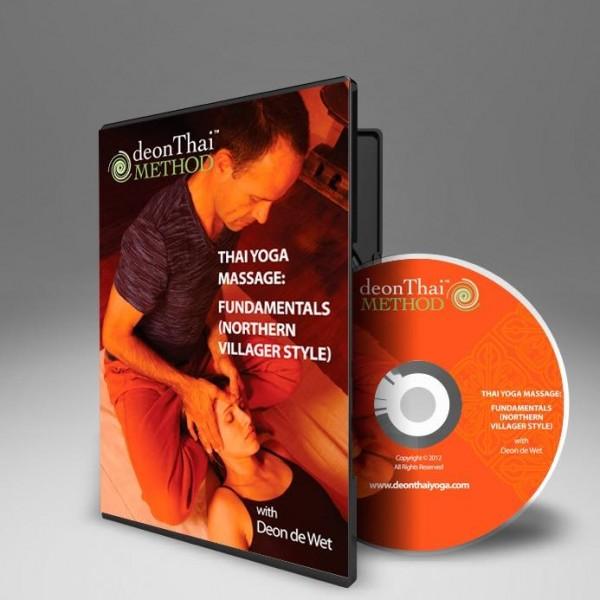Fundamentals Thai Yoga Massage DVD