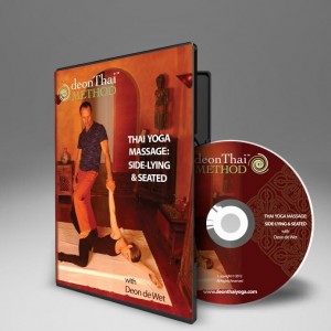 Side Lying and Seated Thai Yoga Massage DVD