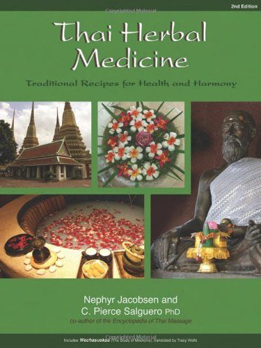 Thai Herbal Medicine Cover
