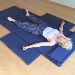 Traveler Model – 5-part Thai Massage mat Set 2
