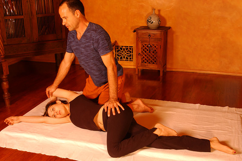 thai massage sex nakkemassage